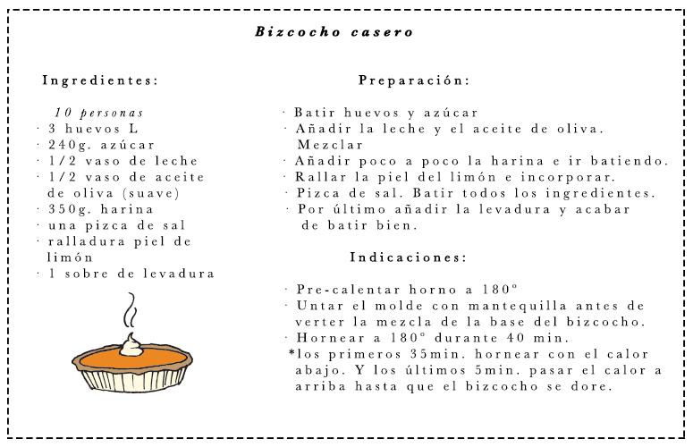 #DIY dulces de Halloween bizcocho