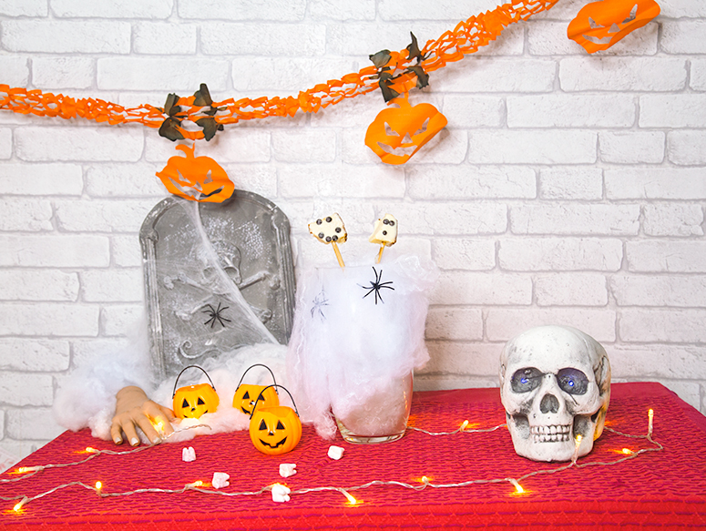 #DIY dulces de halloween