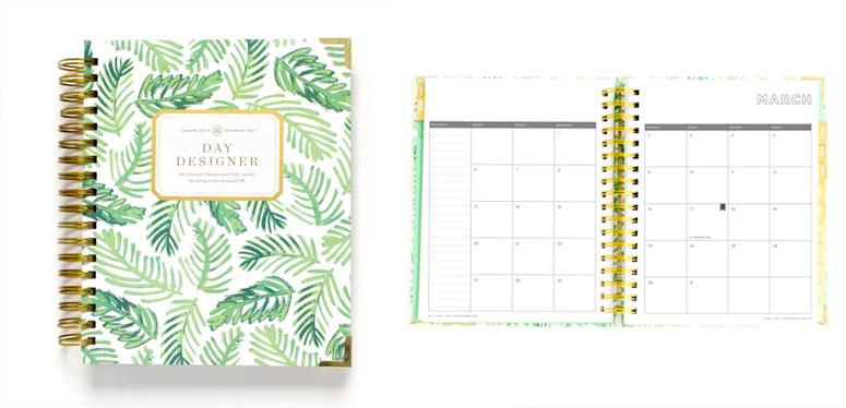 planners y agendas day designer