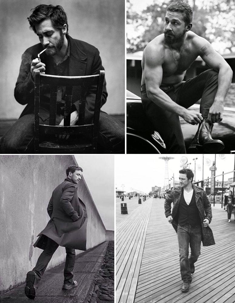 style inspiration him