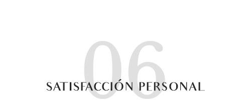 8 valores blog satisfacción personal