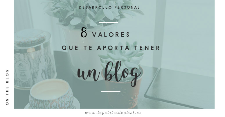 8 valores blog