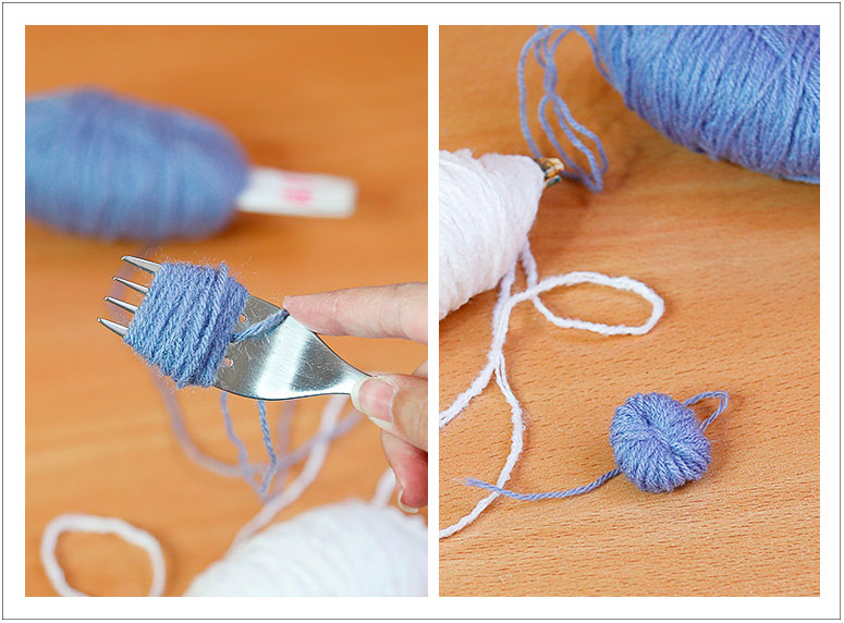 manualidades fáciles easy crafts crafters pom pom diy