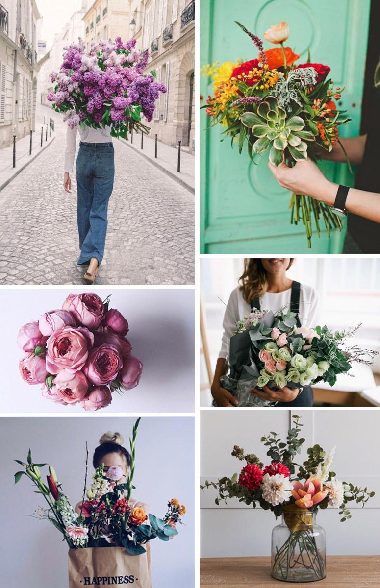 Regalos para el día de la Madre flower bouquet